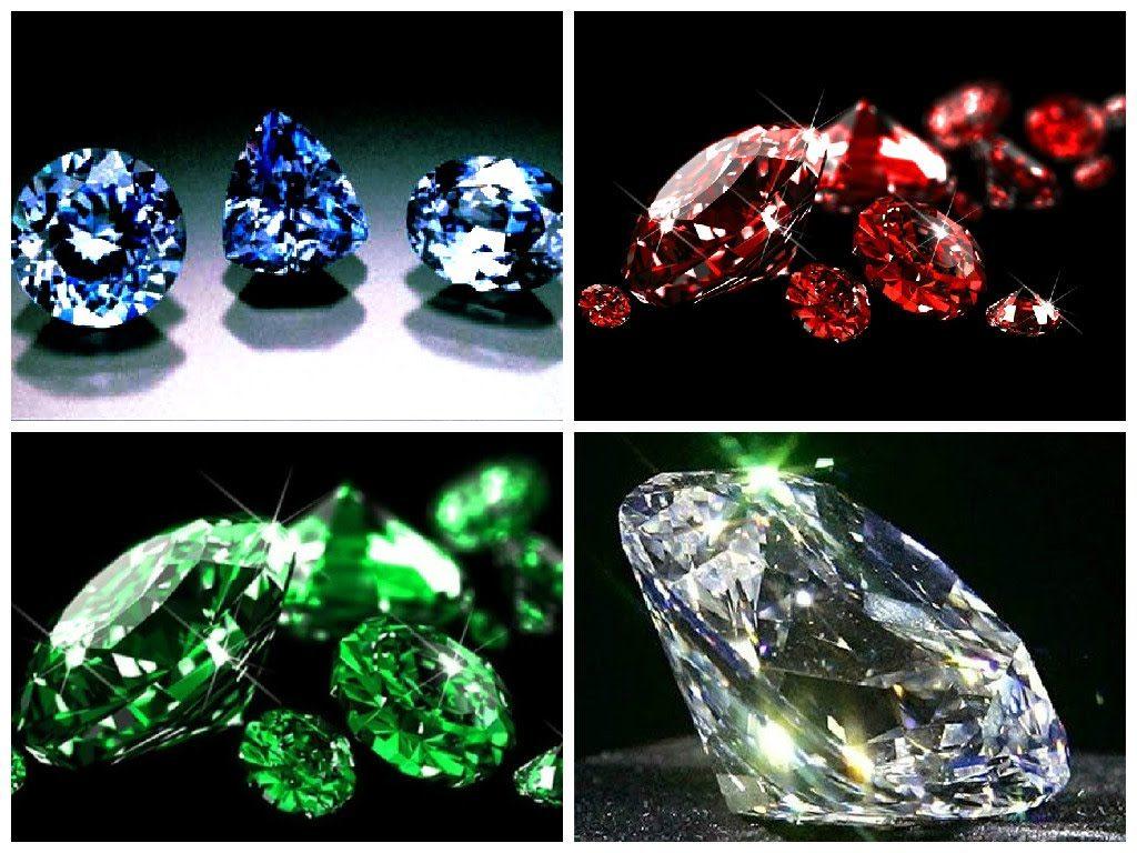 какие самые дорогие драгоценные камни в мире