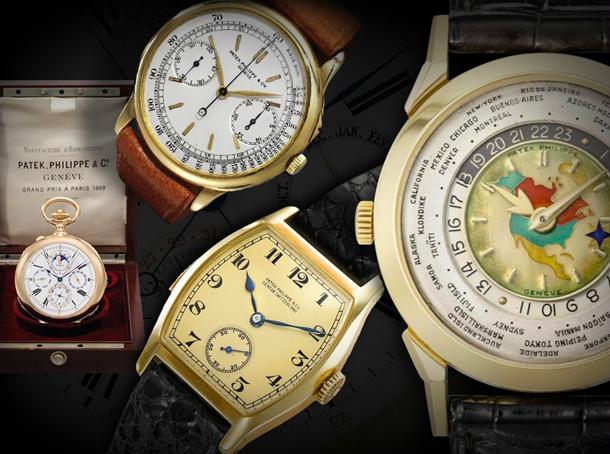 дорогостоящие часы в разных вариациях